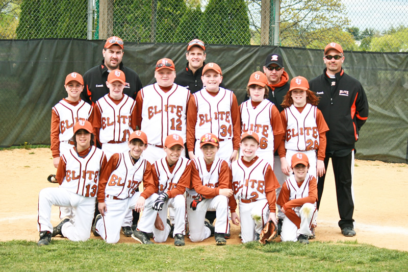 2010 Champions - Tri-State Elite Baseball League